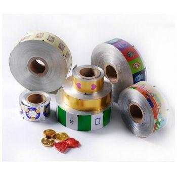 Candy and Chocolate Wrapper Aluminium Foil Food Printed Soft