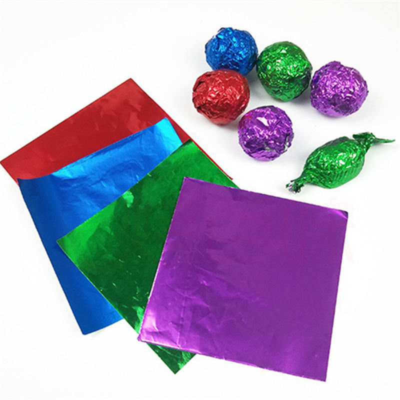 Kolysen Printed Colored Confectionery Chocolate Wrapping Foil for Christmas Easter