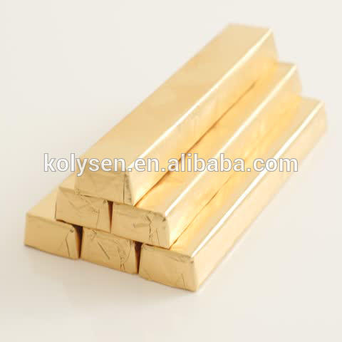 aluminum laminated paper foil wrapping