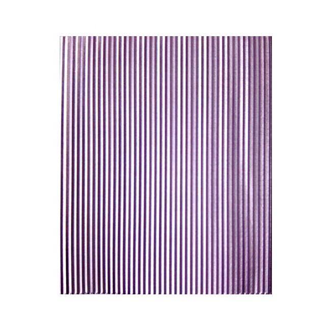 papel de aluminio corrugado/ chocolate corrugated aluminium foil