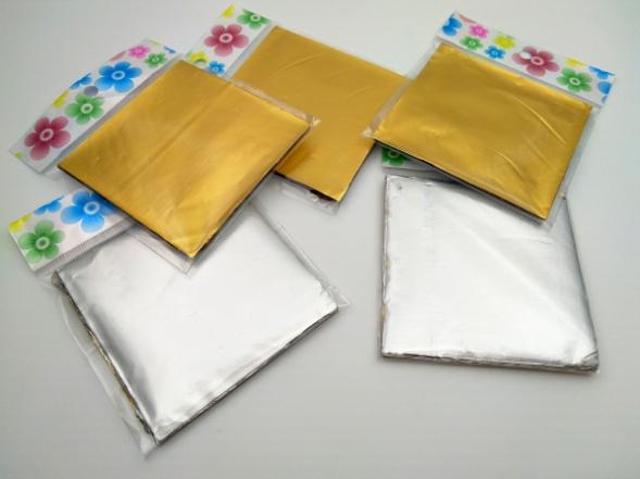 Kolysen chocolate packaging foil wraps sheets