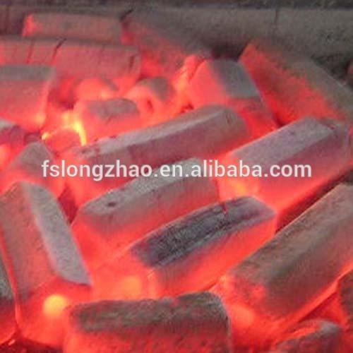 Hard wood sawdust smokeless charcoal/machine made charcoal/BBQ charcoal briquette