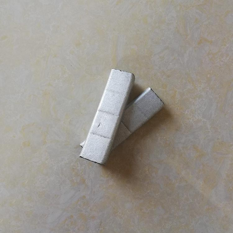 Chinese Factory Silver Bar Shisha Charcoal Hookah Barbecue charcoal
