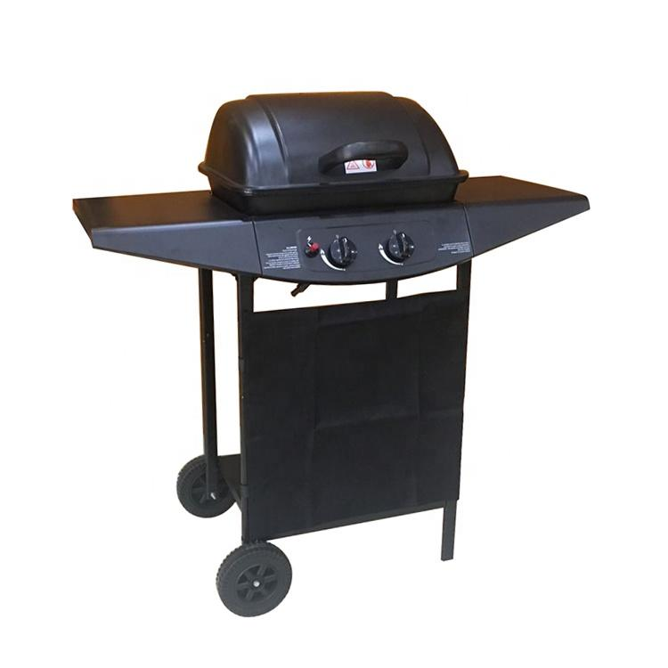 Hot Sale Simple Design Barbecue Party Outdoor Life BBQ Gas Grill