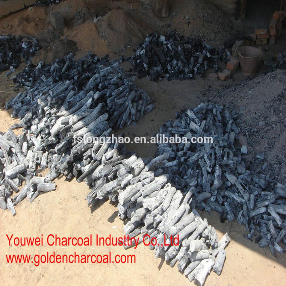Natural Wood Charcoal (Binchotan) for BBQ used