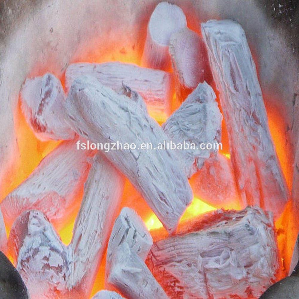 Lao white charcoal binchotan charcoal
