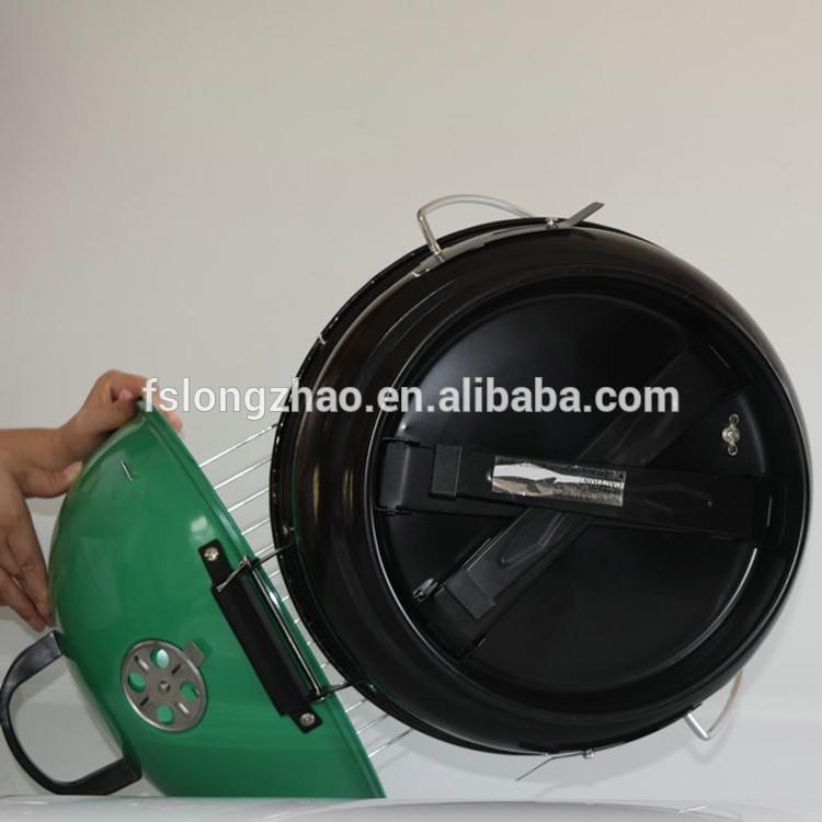 customized printed mini kettle bbq grill