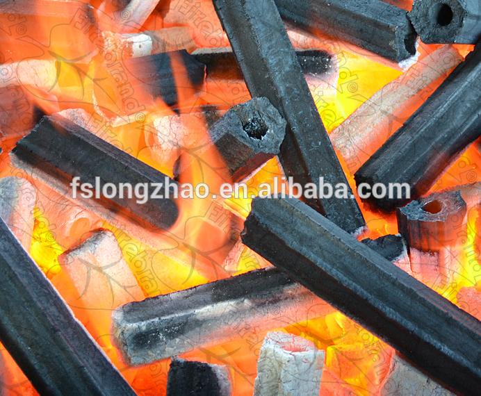 Top sale BBQ Wood Charcoal /Hexagonal Charcoal/sawdust charcoal for sale