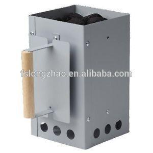 Charcoal chimney BBQ starter, Fire starter, BBQ Tools