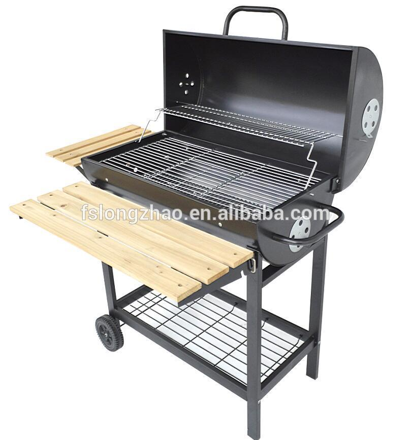 Barbecue Charcoal Grill Barrel bbq Grill