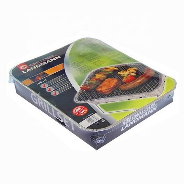 2017 New products disposable cheap price outdoor barbeque