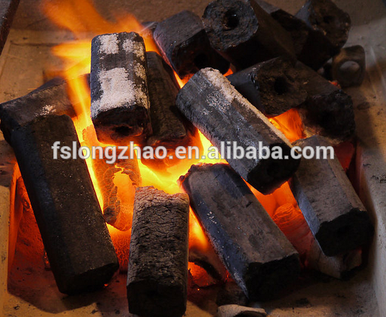 Top sale BBQ Wood Charcoal /Hexagonal Charcoal/sawdust charcoal for sale