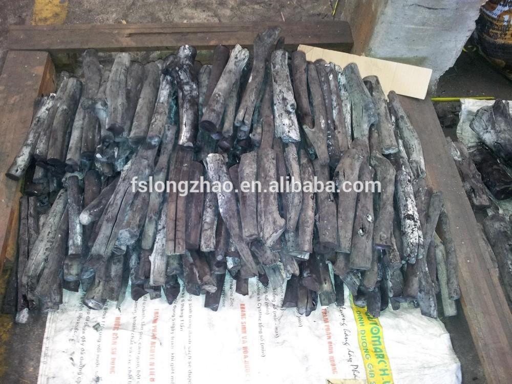 Nature Hardwood Charcoal Lao white BBQ binchotan charcoal