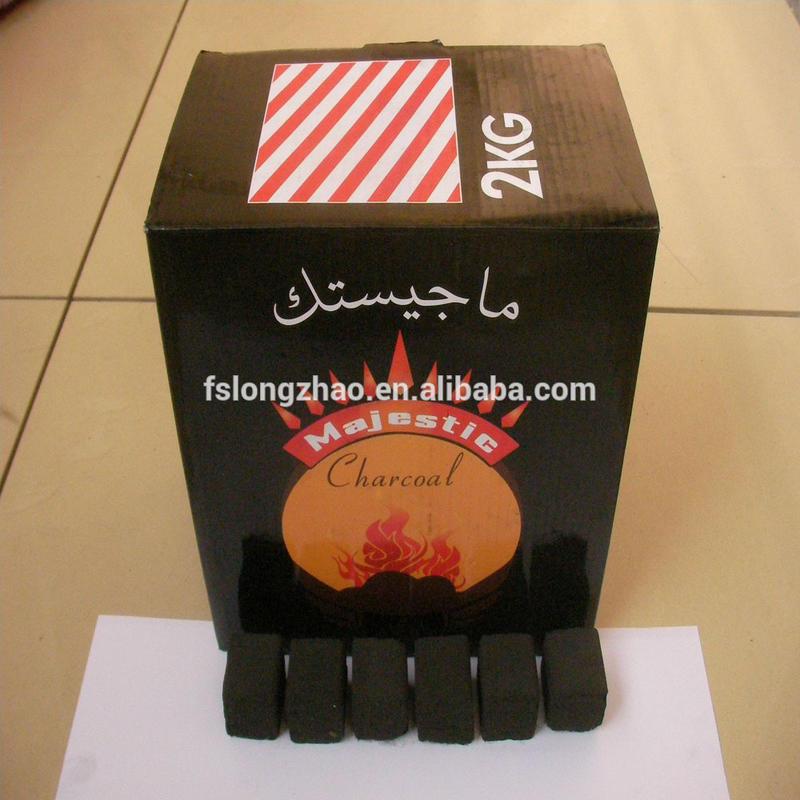 Golden Shisha Charcoal Hookah Charcoal For Shisha