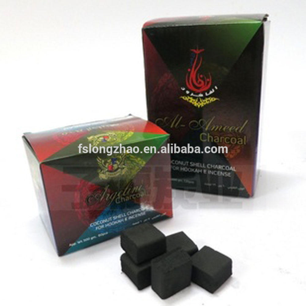 Factory price drectly Shisha Briquette Coconut Charcoal