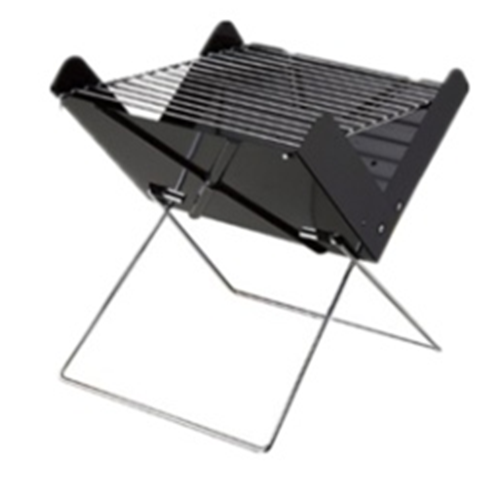 Camping barbeque stove portable folding outdoor charcoal bbq grill