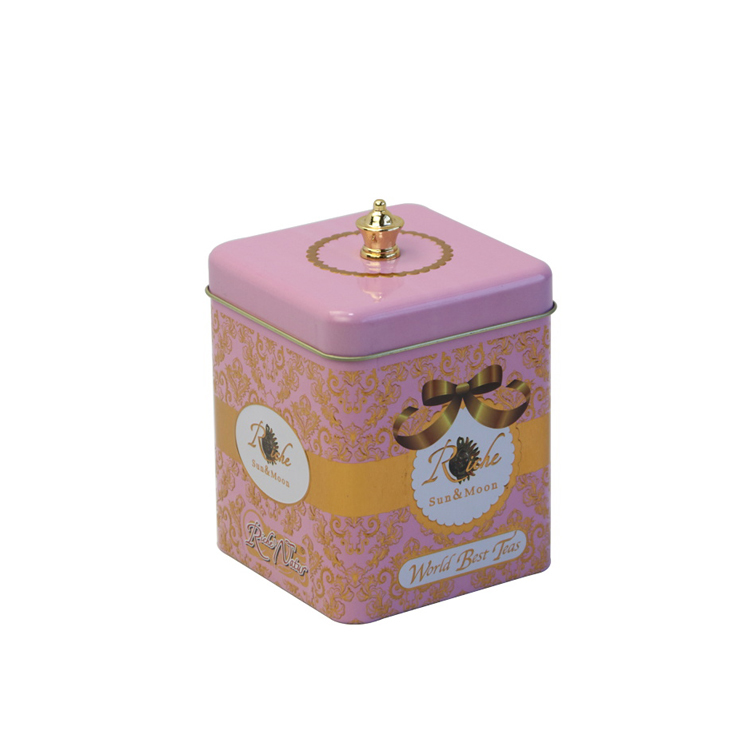 embossing Tin Box Metal Storage Jewelry Case Candy Box Christmas gift case tin box packaging