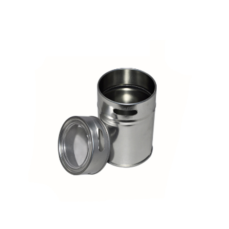 Bodenda High Quality Candle Tin Containers Wholesale Magnetic Spice Tins
