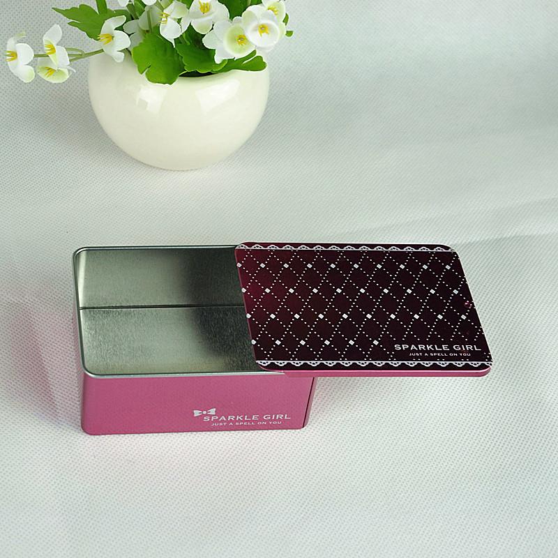 soap tin box hinged beautiful rectangular case
