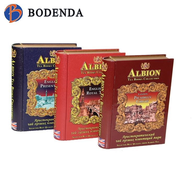 unique decorative book shaped storaged boxes