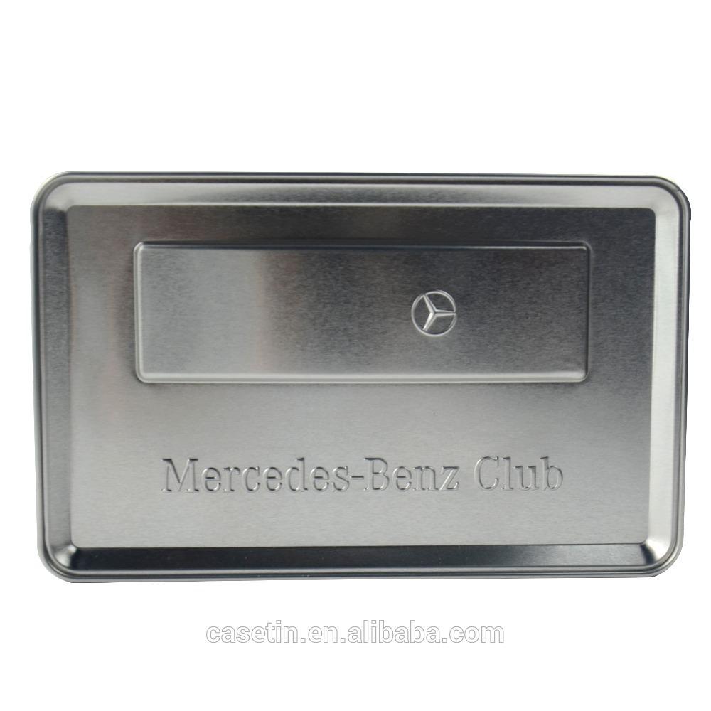 Exclusive Tin ashtrays/ ash trays tin box 2014 new design