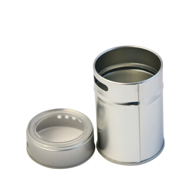 indian spice box aluminum candle tins spice metal tin cans care cream aluminum boxs cosmetic tin