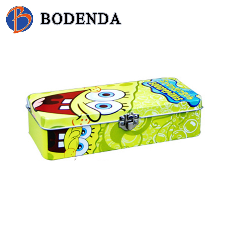 high quality children cute pattern Cartoons pencil case