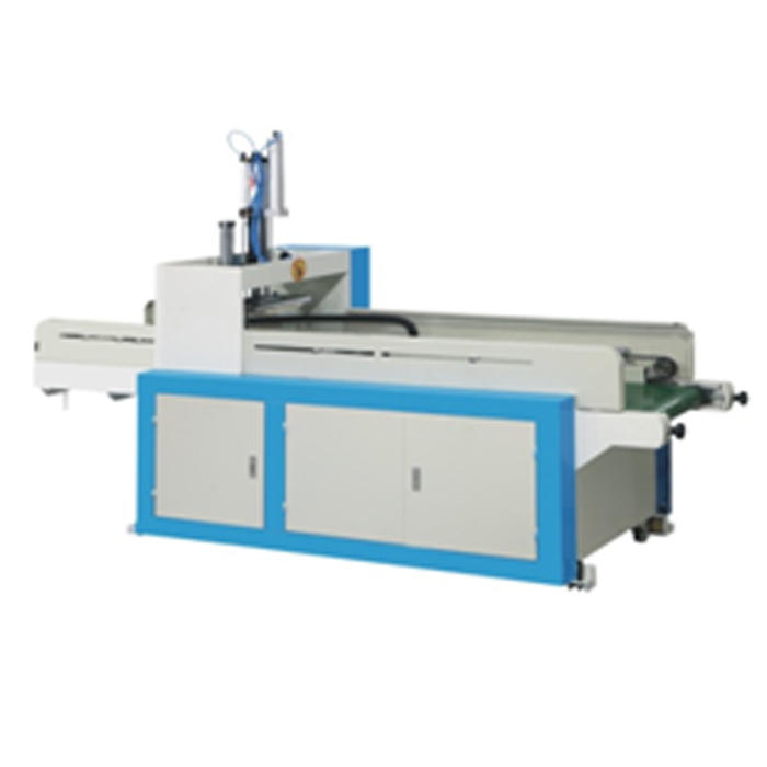 Sunshine High quality u cut and d cut non wovenbag makingmachineprice