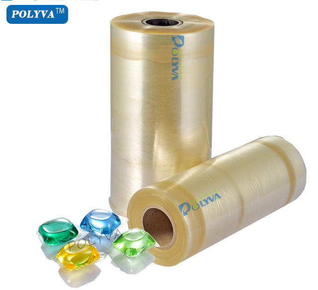 Polyva factory direct sales high quality PVA packing water soluble film