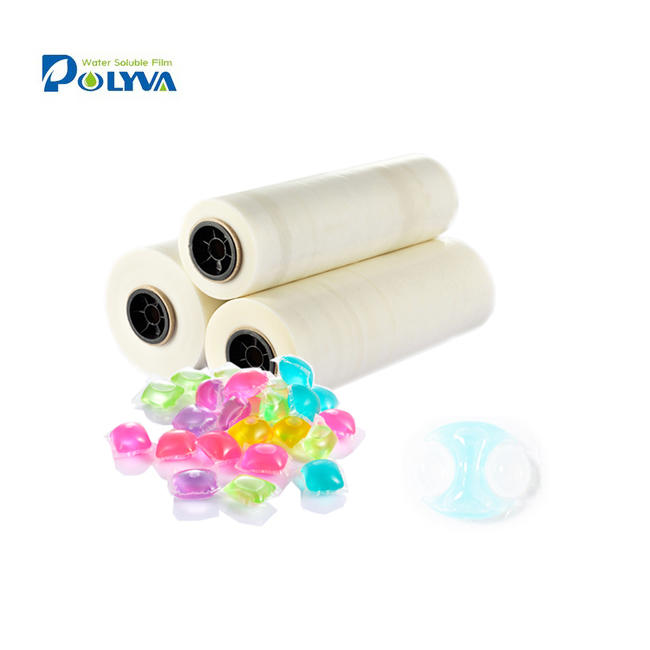 water soluble packing filmdissolving plastic soluble film pva