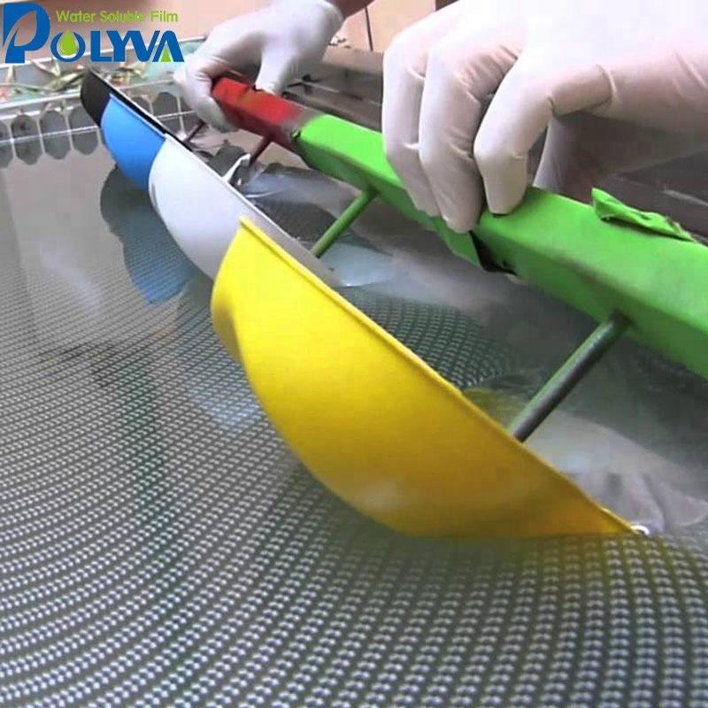 Foshan manufacturerblank water transfer printing film pva film