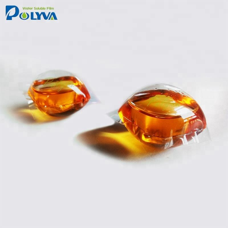 water soluble pva film for agro chemicals unit dose packaging fertilizer water dissolving bag