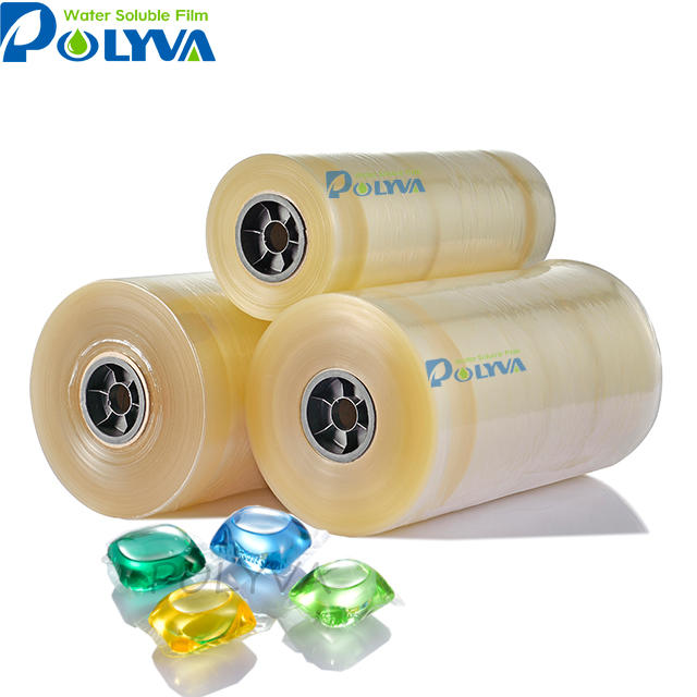 POLYVA cold water soluble pva film