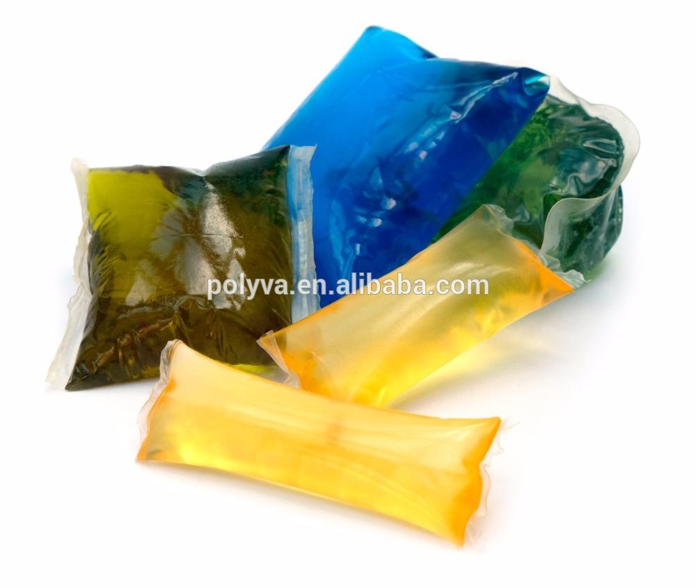 PVA water soluble stretching argo chemical fertilizer bag package film