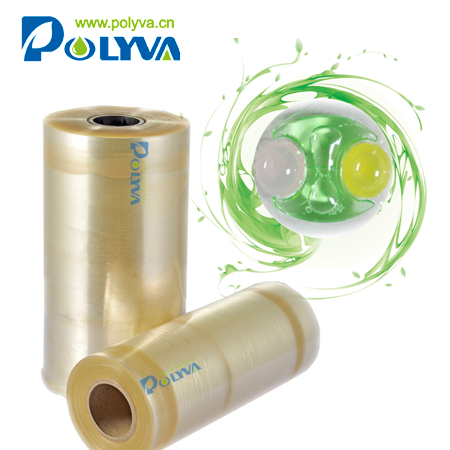 Polyva independently developed wear resistant cold Liquid PVA packing water soluble film