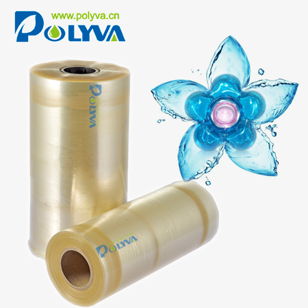Polyva factory direct sales wear resistant packing materialwater soluble film