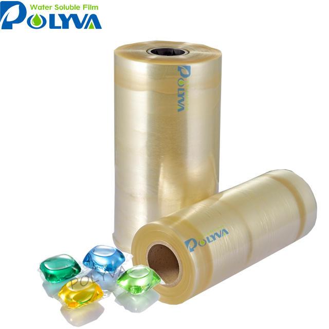 POLYVA factory water soluble polymer Liquid Dishwashing detergent pods 10g-30g
