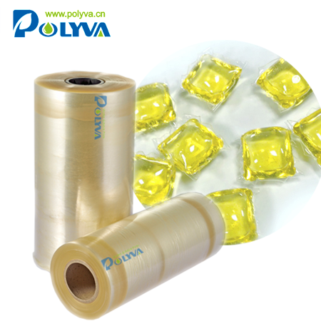 Polyva factory direct sales embroidery fast dissolving high quality PVA packing water soluble film