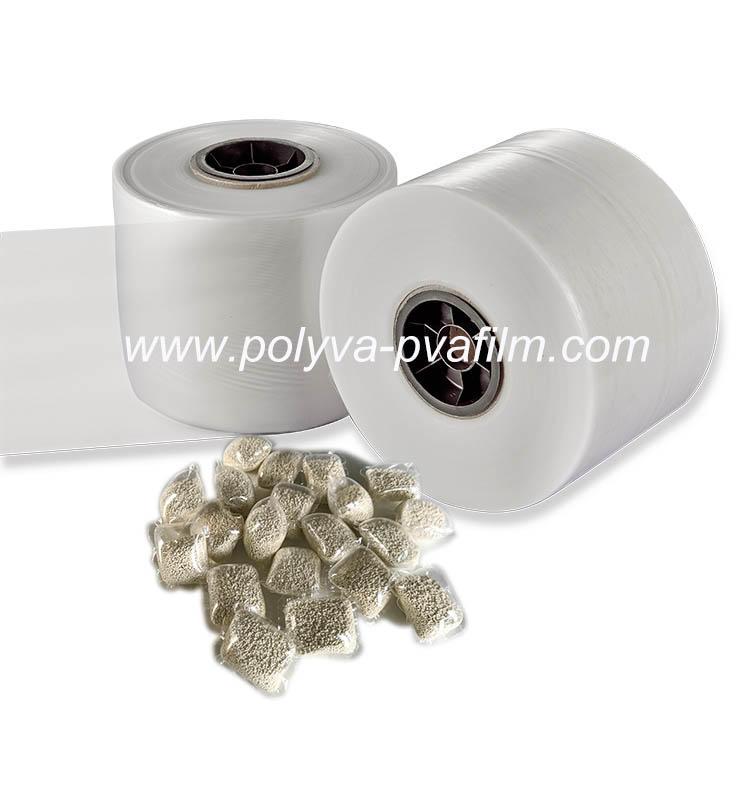 water soluble packing filmdissolving plastic water transfer pva soluble film