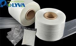 POLYVA biodegradable water soluble pva plastic film bed bugs packaging bag dissolving bags