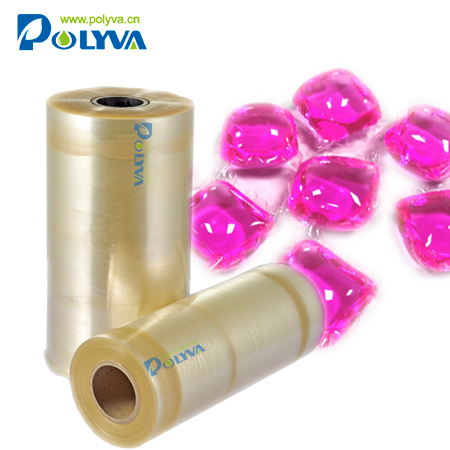Polyva factory direct sales transfer print packing water soluble film