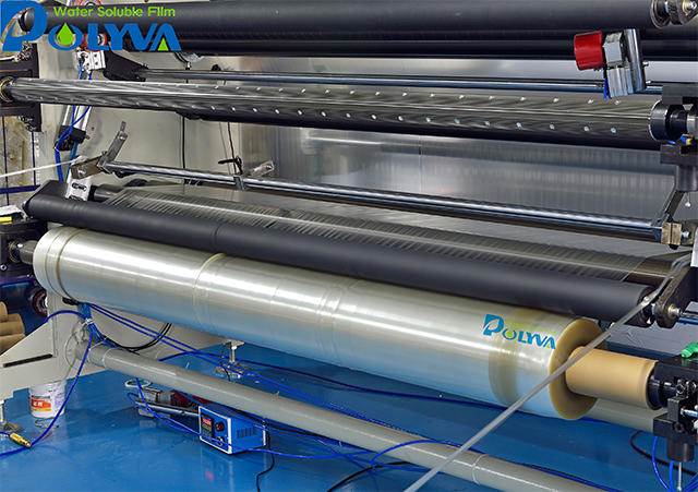 POLYVA high quality PVA cold water soluble film