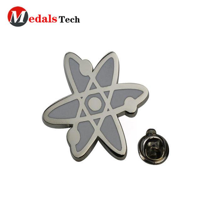 Custom Hard Enamel Universe Earth - Planet Lapel Pins