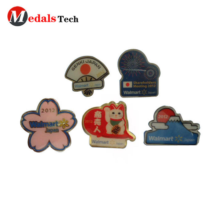 Novelty shape cheap custom mini shape all kinds metal pins