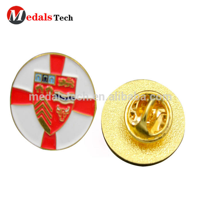 Belarus popular classical antique plated soft enamel metal russia lapel pins