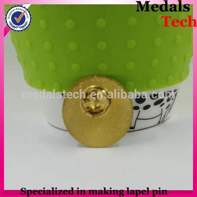 Manufacturer wholesale printing mini custom hand made metal stock lapel pins