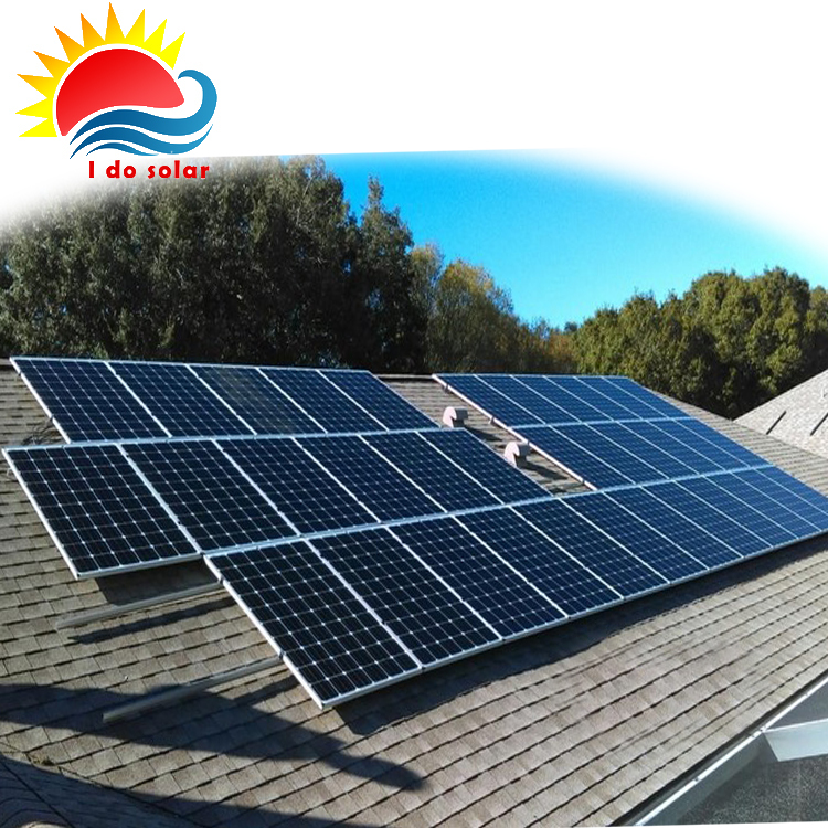 Professional Design 50Kw Solar Panel Fixing Kits