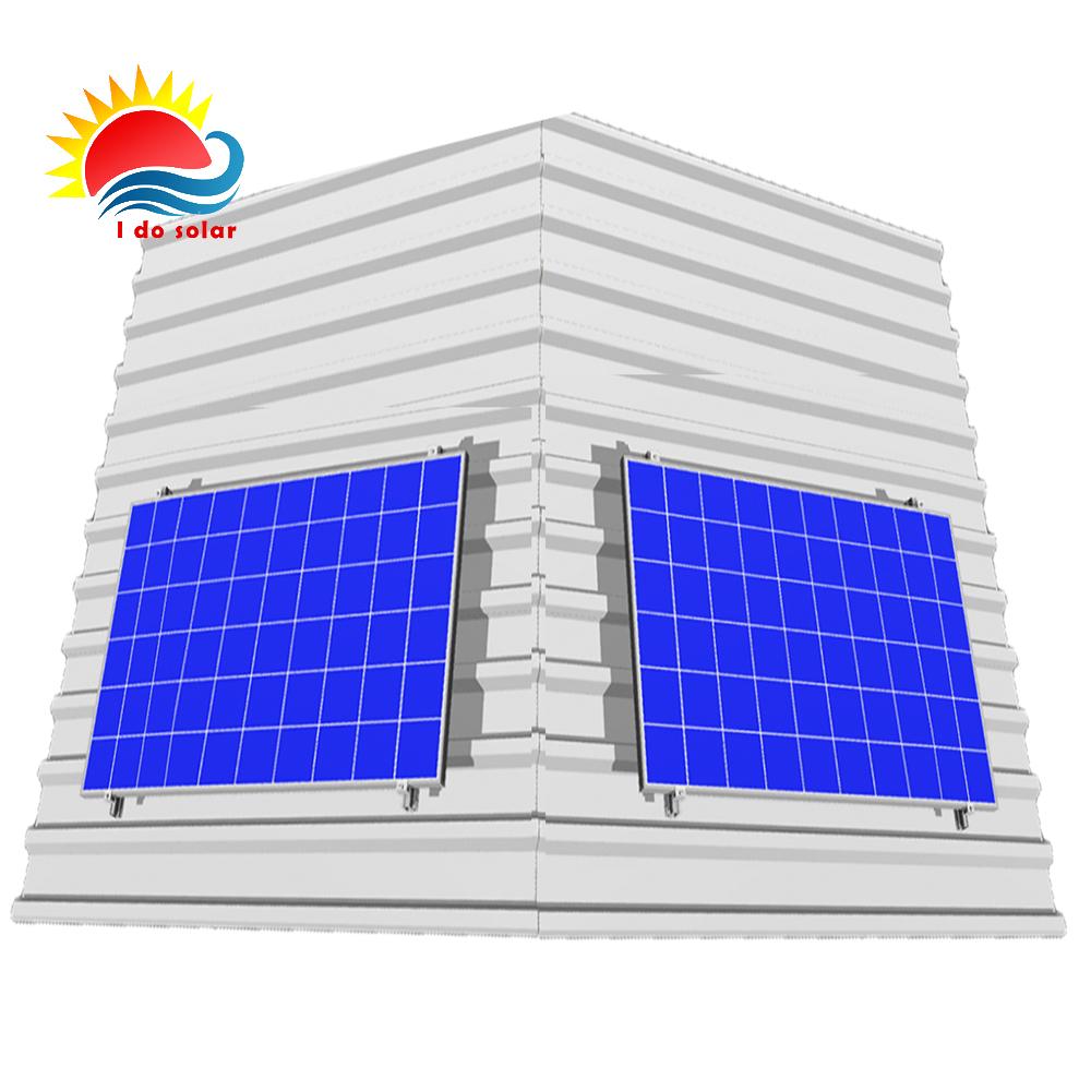 Pv solar panel tile roof aluminum mount/bracket/racking system