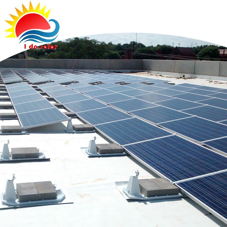 Popular 10Kw 20Kw Solar Panel Car Roof Rack