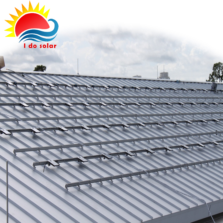 High Quality Commercial Application On-Grid Solar Installation System